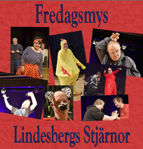 "Lindesbergs Stjärnor bjuder på ""Fredagsmys"""