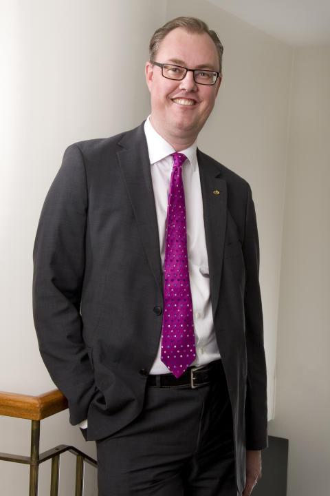 Lantmännens vd och koncernchef Per Strömberg