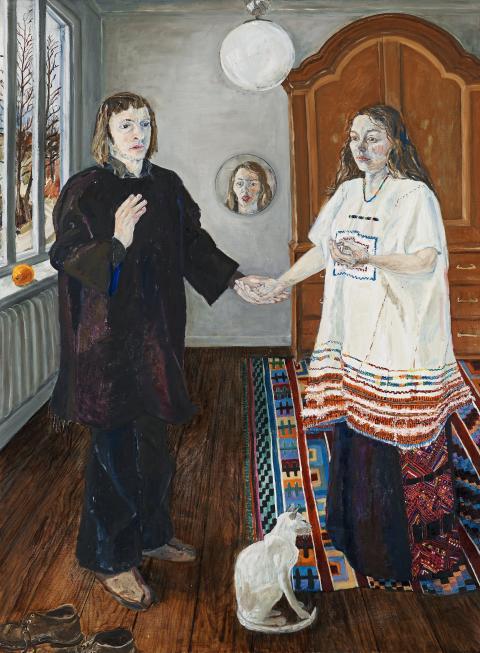 Trolovningen av Lena Cronqvist till Värmlands Museum