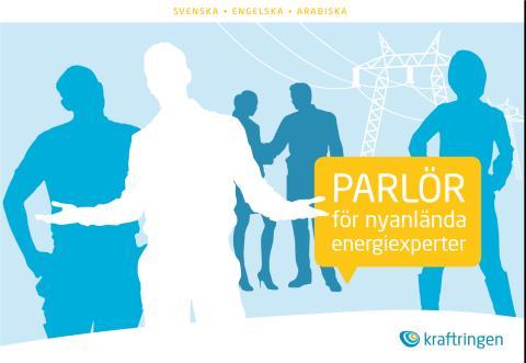 Kraftringen lanserar version 2 av Parlör för nyanlända energiexperter
