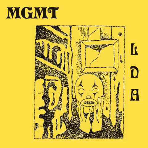 "MGMT släpper albumet ""Little Dark Age"" 9 februari!"