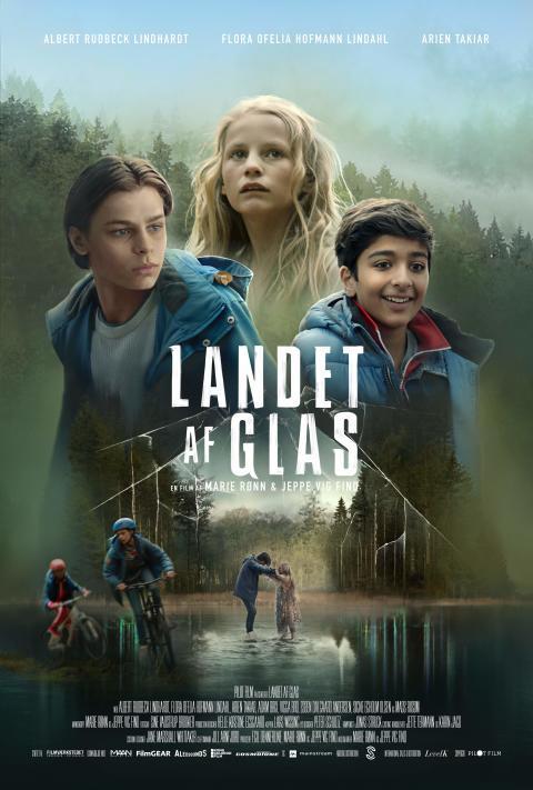 Ny fantasyfilm for hele familien af børnevært-duoen Marie Rønn og Jeppe Vig Find: LANDET AF GLAS