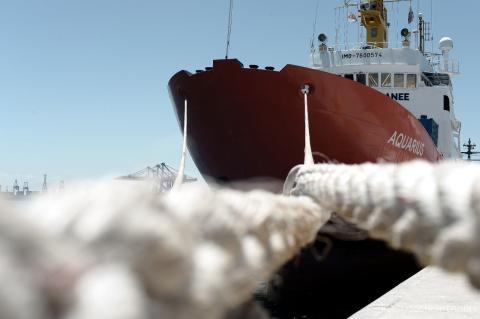Desperat behov av hjälp på Medelhavet – Läkare Utan Gränsers räddningsfartyg återvänder