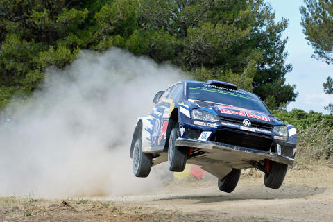 Andreas Mikkelsen inför Rally Spain