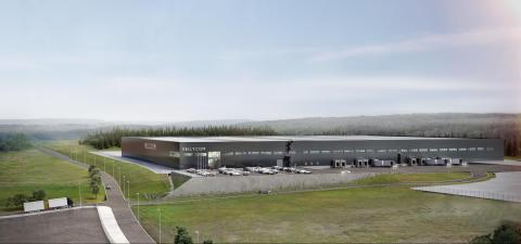 Logistic Contractor utvecklar och bygger för e-handelsföretag i Borås