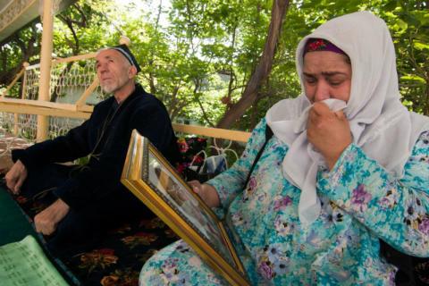 Tortyrens återkomst i Centralasien