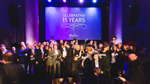 Mobilgalan – Swedish Mobile Awards 2015