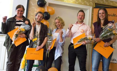 Nya idéer och modiga entreprenörer från Sollefteå prisade i jagharenide.nu