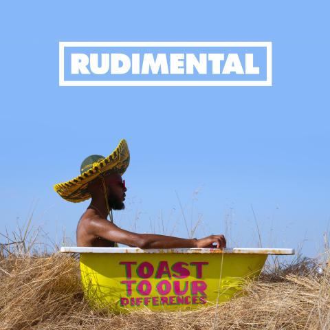 "Rudimental släpper stjärnspäckat album – ""Toast To Our Differences"" ute nu!"