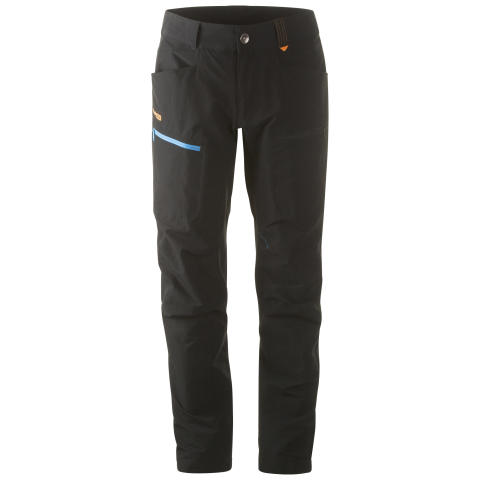 Utne Pant - Black/Br Sea Blue