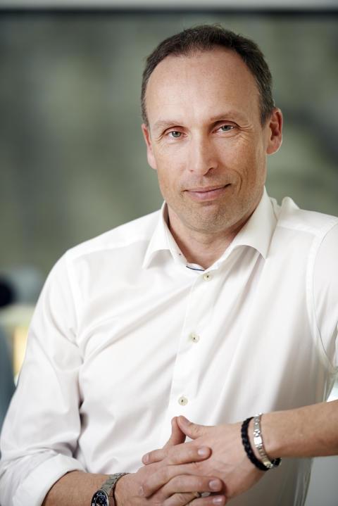 Niklas Hedin, VD Centiro Solutions