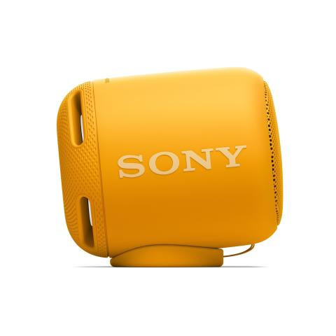 SRS-XB10 von Sony_gelb_1