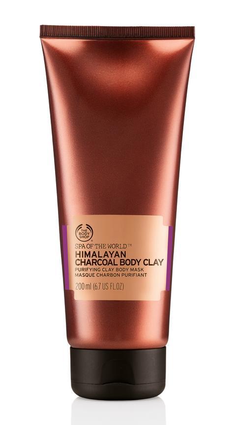 Himalayan Charcoal Body Clay