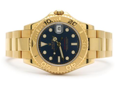 Klockor 2/3, Nr 247, ROLEX, Oyster Perpetual, Yacht-Master, Chronometer