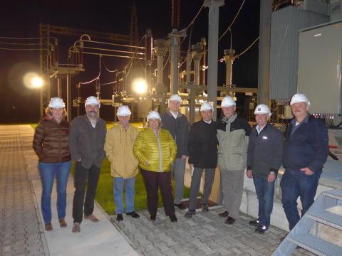 Energiezukunft und Versorgungssicherheit vor Ort: Bayernwerk baut neues Umspannwerk in Sauerlach