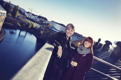 Idadesign AB, Ida Lilja och Linda Karlsson.