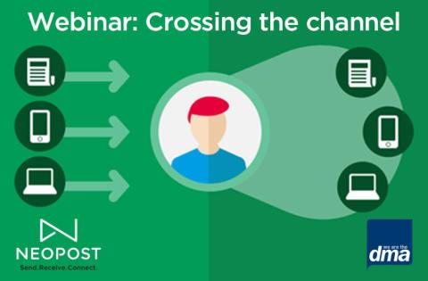 Neopost Sponsors DMA Webinar - Crossing the Channel
