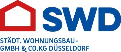 Logo der Städt. Wohnungsbau-GmbH & CO.KG Düsseldorf
