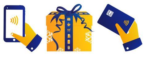 Lo shopping delle feste con Visa:  oltre 420 milioni le transazioni registrate in Europa nella prima settimana di acquisti natalizi