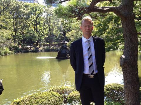Helsingborgs stads nye miljödirektör heter Henrik Frindberg.