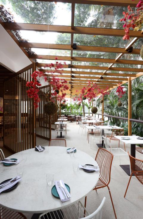 Dekton Nilium at Pipo Restaurante (4)