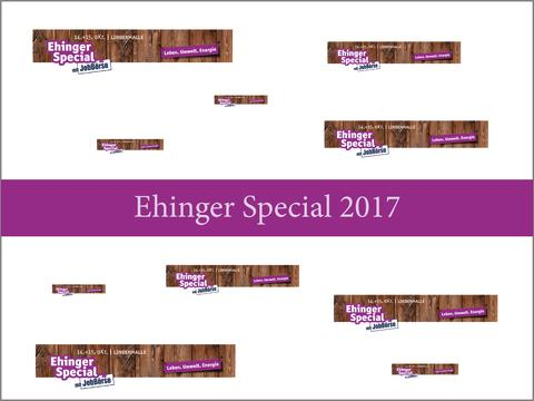 Ehinger Special 2017