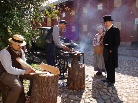 Utmärkt betyg för Friluftsmuseet Gamla Linköping