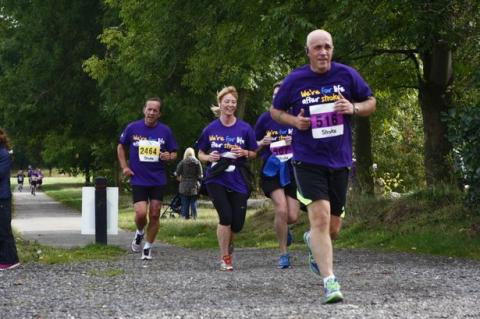 ​Stroke Association urges runners in Maidstone to make a resolution that counts