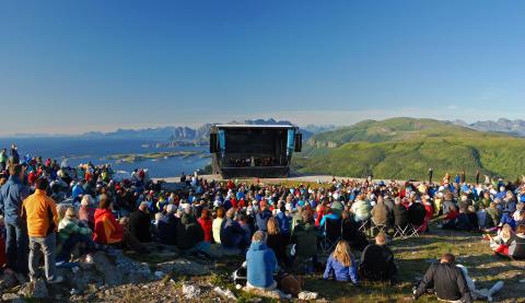 Allt om festivalsommaren i Nordland