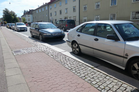 Transportstyrelsen och Göteborgs stad skärper kampen mot notoriska felparkerare