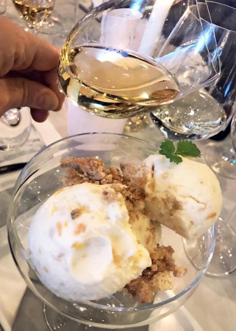 Spy Valley Iced Sauvignon Blan_Magisk till desserten