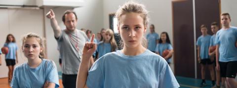 Barnfilmpriset 2019 till Fight Girl