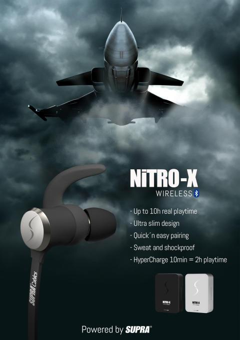 SUPRA NiTRO-X