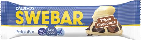 Swebar Low Sugar Triple Chocolate