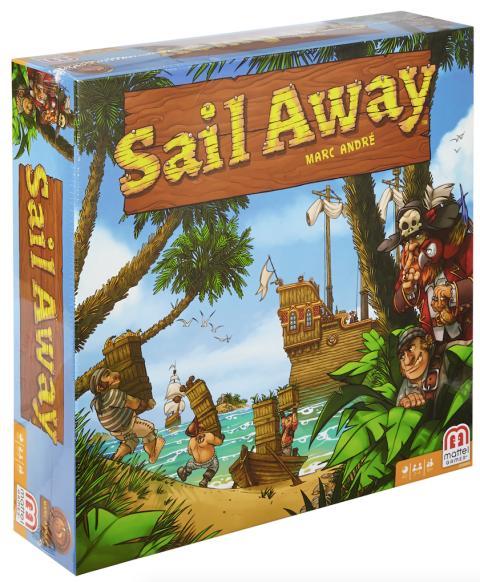 Sail Away Spiel
