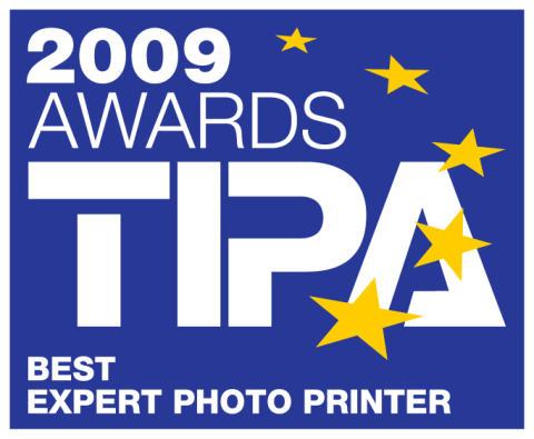 TIPA Awards 2009 Best Expert Photo Printer PIXMA Pro 9500 Mark II