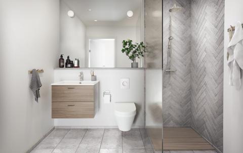 Patriam Edsviken badrum