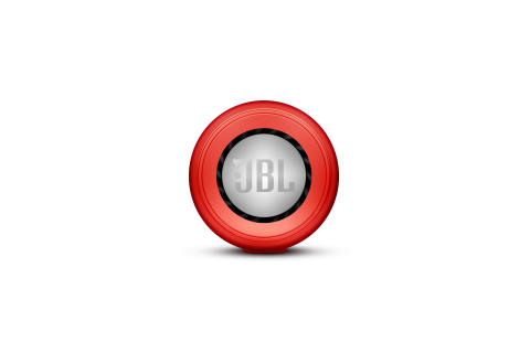 JBL Charge 2 Red
