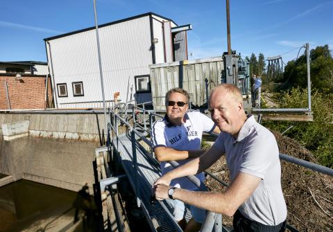 Entreprenörer satsar på vattenkraft i Småland