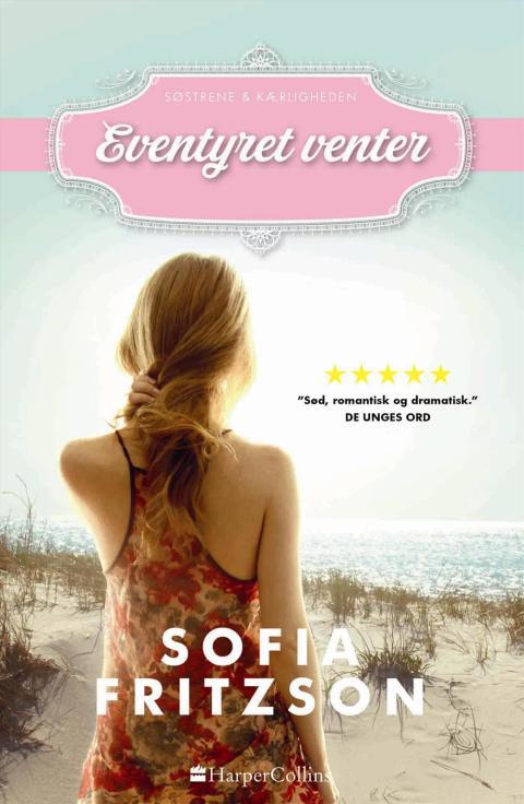 Udkommer i dag: EVENTYRET VENTER af Sofia Fritzson
