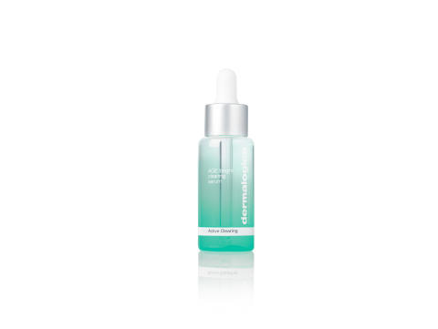AGE Bright Clearing Serum 1oz On White Background
