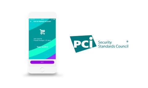 Smart Refill har förnyat högsta säkerhetscertifiering enligt PCI DSS
