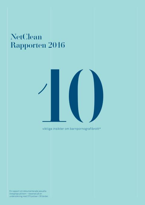 NetClean-rapporten 2016