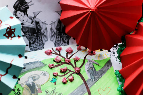 Børnenes Japan - børneworkshop i vinterferien