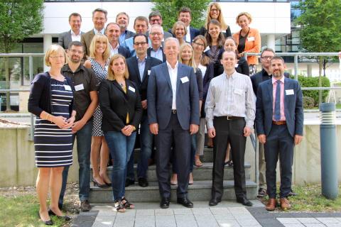 Impuls für Südbayern - Auftakt für neues kommunales Energieeffizienznetzwerk