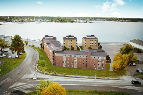 Brf Skeppsbrokajen, Västervik