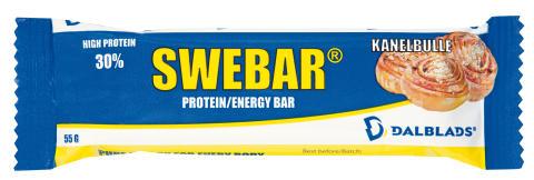 Älskad svensk smak i ny protein/energibar för dig med aktiv livsstil