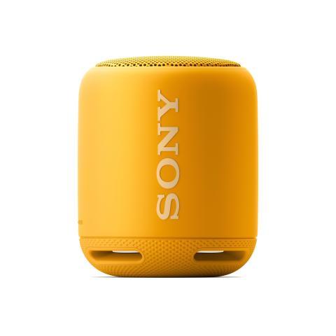 SRS-XB10 von Sony_gelb_8