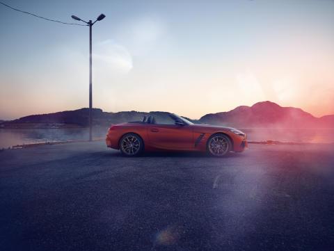 Redefinert roadster: Her er helt nye BMW Z4