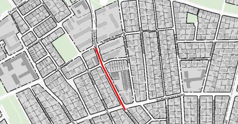 Vi asfalterar och bygger om: Så här påverkas trafiken på Jönköpingsgatan och Sofiebergsvägen